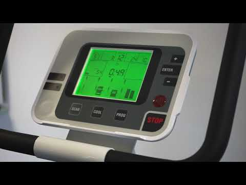 "Video: Emotion Fitness Ergometer  ""Motion Cycle 600"""
