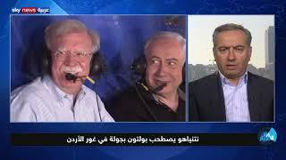 نتنياهو يلمح إلى ضم غور الأردن