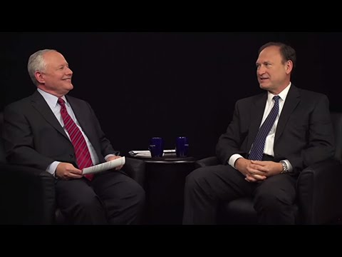 Justice Samuel Alito on the Supreme Court, recent Court decisions, and his education