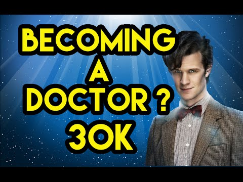 Becoming a Doctor? (of Philosophy) 30K Subscriber video