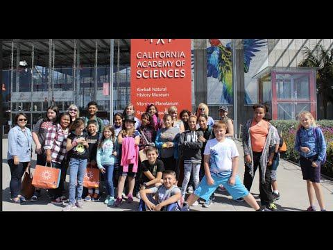 California academy of sciences 6th grade field trip