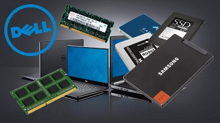 Upgrade RAM, SSD, And Hard Drive On Any Dell Laptop In Less Than 2 Minutes!