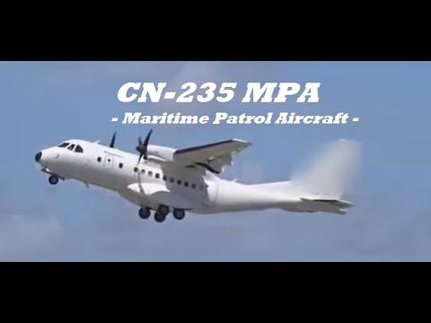 [Pecinta Militer] CN-235 MPA - Maritime Patrol Aircraft