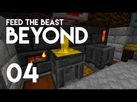 ►FTB Beyond: SUPER SMELTER! (Episode 4)◄