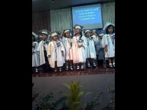 My Living Angel_Faith Lara_Kinder1graduation@Blessed Hope Christian Academy