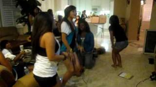 Emanon Dance Crew0910: Emanon girls bond day part 3