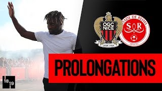 Nice 0-1 Reims : prolongations