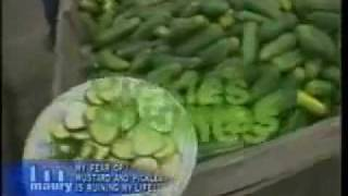 Maury-Girl Deadly Afraid of Pickles