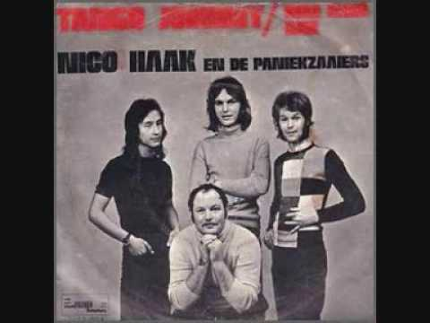 Nico Haak & Paniekzaaiers  Tango Johnny