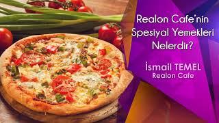 Realon Cafe'nin Spesiyal Yemekleri Nelerdir ( Kadınca Tv )