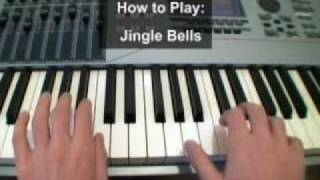 Jingle Bells Piano Tutorial - How to Play Jingle Bells on Piano