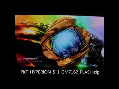 Hyperion Enigma 2 oscam step by step...