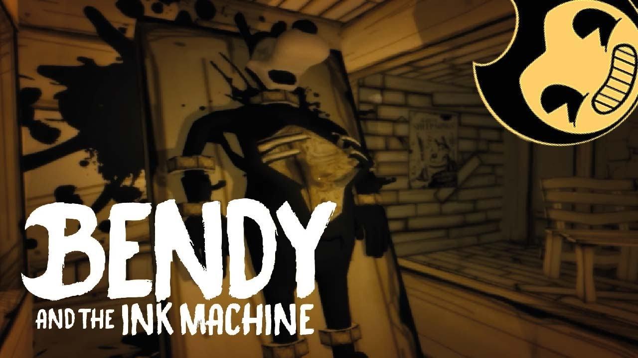 Goofy no tiene corazón!!! Bendy and the Ink Machine ...