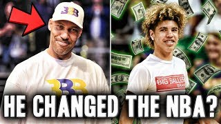 Did Lavar Ball Change The NBA Forever?