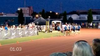 2016 - St. Louis Festival of Miles - Big River Running - HS Boys Championship Mile