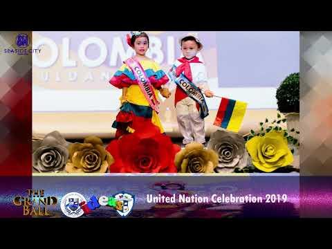 iDEAS UN Celebration 2019 - Preschool Dept.-Parade of Nations
