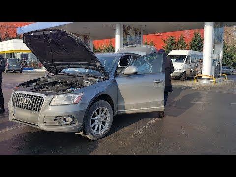 Audi Q5 distrus - vândut ca bun! Cerea 17.500 euro pentru o mașină fără airbag-uri / Auto Inspect