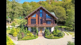 Роскошная резиденция LAURA в горах Красной Поляны города Сочи