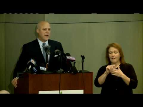 Full news conference: State and local leaders discuss preparedness for 2017 hurricane season