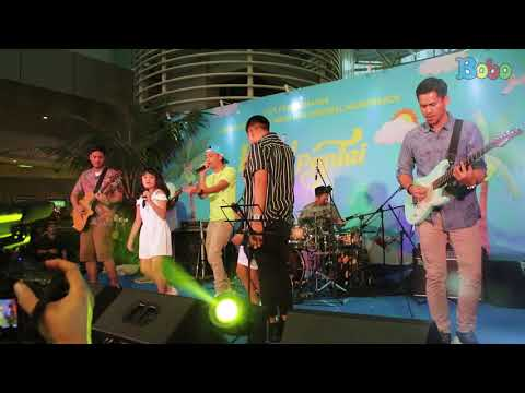 Kulari Ke Pantai - RAN Feat. Maisha Kanna & Lil'li Latisha - SELAMAT PAGI