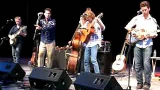 Methamphetamine - Old Crow Medicine Show live
