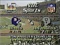 Denver Broncos at Los Angeles Raiders NFL Week 9 1984