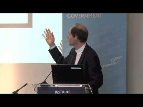 Cass Sunstein - simplification and nudge