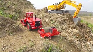 RC CONSTRUCTION l AWESOME MACHINES WORKING l RC CRASH