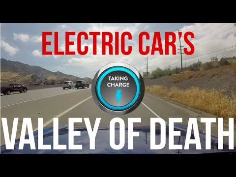 """The Upcoming Electric Car """"Valley of Death""""!"""