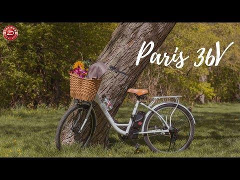 Daymak Paris 36V Electric Bike