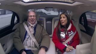 Почему Кети Топурия не любит распеваться в собственном авто?