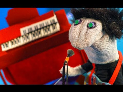 Green Day - Basket Case (Sock Puppet Parody)