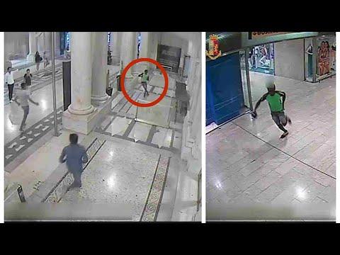 Milano, Deruba Un Turista Davanti A 3 Agenti In Borghese: L'inseguimento In Stazione Centrale