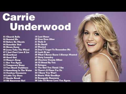 Carrie Underwood Greatest Hits || Carrie Underwood Best Song