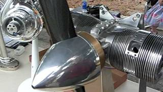 novel aircraft uav engines by gse inc exhibition at green flight challenge 2011 11