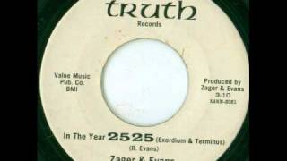 Zager & Evans - In The Year 2525 [Exordium & Terminus]
