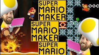 Four Scores, Twelve Years Ago [SUPER MARIO MAKER]