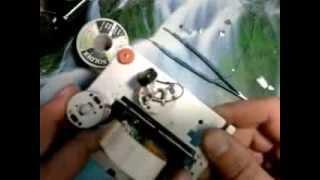 Вторая жизнь сидюшного сервопривода продолжение!(На видео я показываю доработку с установкой диодного моста с динистором емкостный конденсатор для поддерж..., 2013-11-03T08:26:29.000Z)