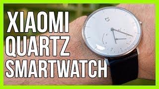 Xiaomi SYB01 Review - The Mijia Quartz Smartwatch!