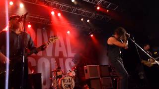 RIVAL SONS - Keep On Swinging  - Paris 2014