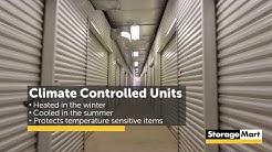 Self Storage at 6520 Northwest Blvd in Davenport, IA | StorageMart