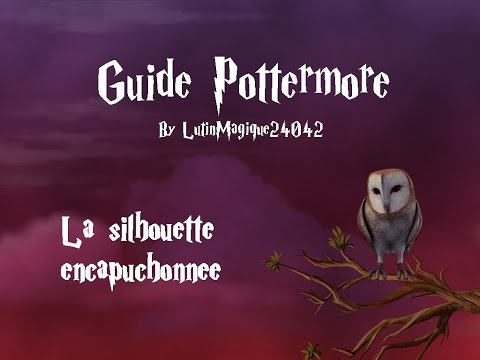 Guide Pottermore // La silhouette...