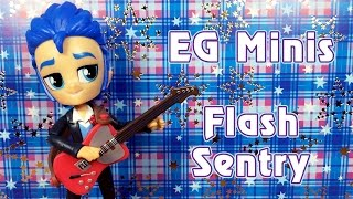 Флэш Сентри (Flash Sentry) - Equestria Girls Minis