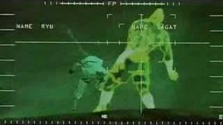 Street Fighter 2 Movie - Intro