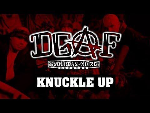 """DGAF """"Knuckle Up"""" feat Saint Dog, Chucky Chuck, and Gillies"""
