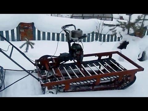видео: Рожденные в гаражах.  Часть 3.  Сезон снегоходов