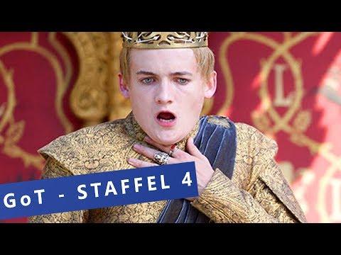 Game Of Thrones Das Recap Zu Staffel 4 Youtube