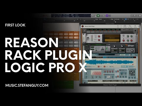 Using The Reason Rack Plugin In Logic Pro X - The Best Of Both Worlds? | Reason 11