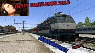 Andy - JEDNOHUBKY part 3. [Train Simulator 2013!]