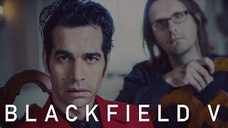 Blackfield - V (Aviv, Alan and Steven in the studio)